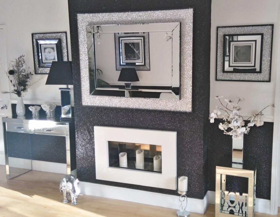 glitter wallpaper – handmademaria