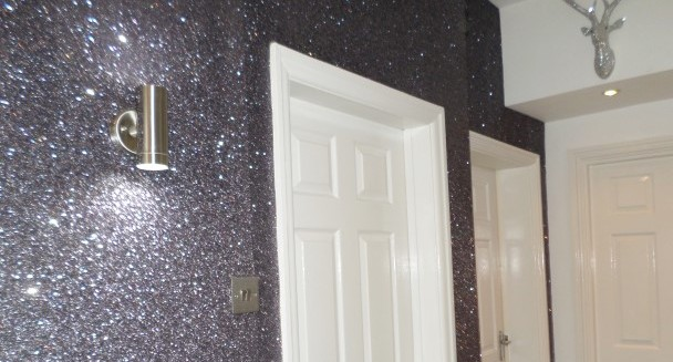 glitter sparkle wallpaper uk