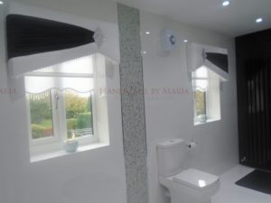 bathroom & hall