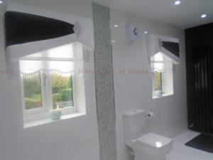 bathroom & hall