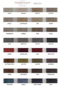 Pelmets & Curtain Fabric - Dolce