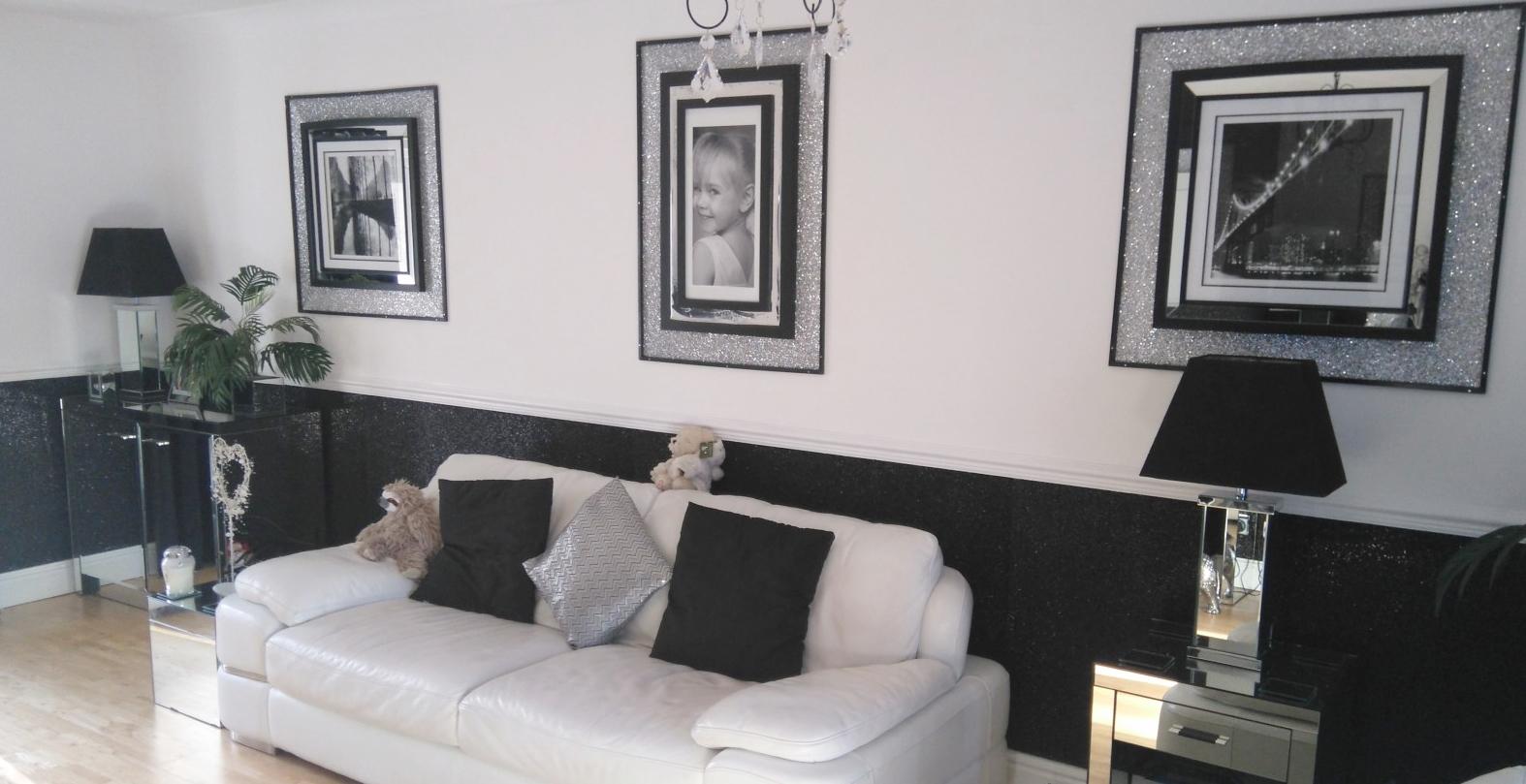 Image Result For Glitter Wallpaper Living Room