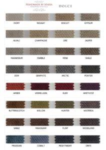 Pelmets & Curtain Fabric - Dolce