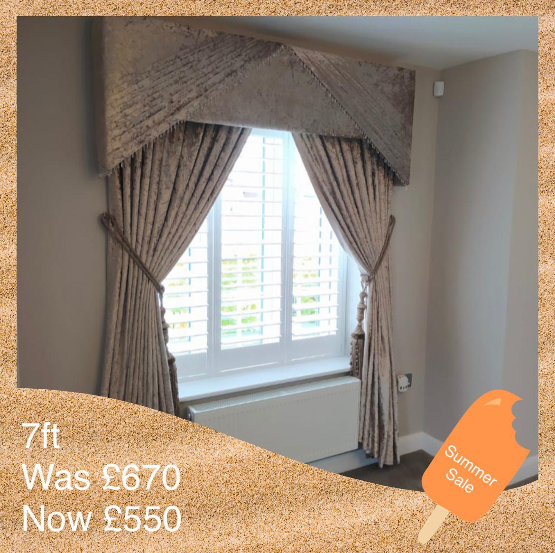 Summer Curtain Sale